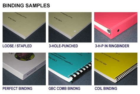 Thesis Binding Limerick; Thesis Binding from 25